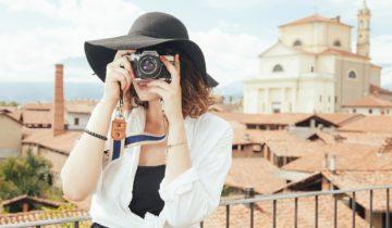 Tenue du mois d'août : la touriste éco-responsable